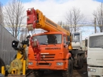 Ивановец КС-45717К-3Р2014 года за 37 132 125 тг. на Автоторге