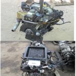 Двигатель НА Toyota L C 100  на Автоторге