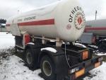 Спецтехника газовоз GT7 кузполимермаш ппцт 20 2006 года за 5 531 382 тг. в городе Минск