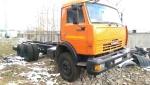 КамАЗ КАМАЗ 65115 шасси2010 года за 7 904 512 тг. на Автоторге