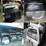 Крышка багажника  и капоты Toyota  на Автоторге